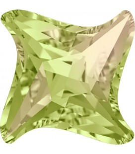 Twister Swarovski® 4485 17 mm Crystal Luminous Green