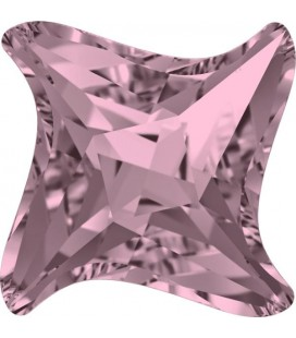 Twister Swarovski® 4485 17 mm Antique Pink