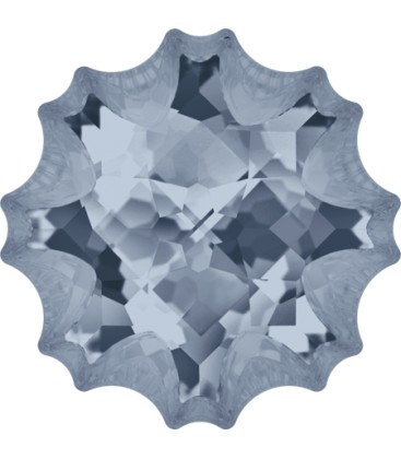 Jelly Fish Swarovski® 4195 14 mm Crystal Blue Shade
