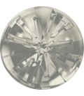 Swarovski® 1695 14 mm Sea Urchin Crystal Silver Shade