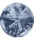 Swarovski® 1695 14 mm Sea Urchin Crystal Blue Shade
