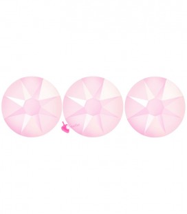Flat Backs No Hotfix Swarovski® Xirius Rose 2088 SS16 3,90 mm Powder Rose (36 pezzi)