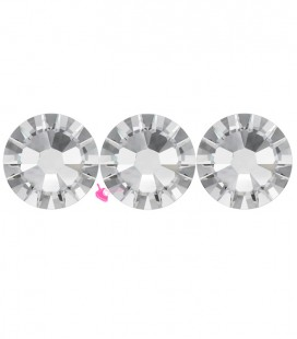 Flat Backs No Hotfix Swarovski® Xilion Rose 2058 SS16 3,90 mm Crystal (36 pezzi)