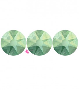 Flat Backs No Hotfix Swarovski® Xilion Rose 2058 SS16 3,90 mm Pacific Opal (36 pezzi)