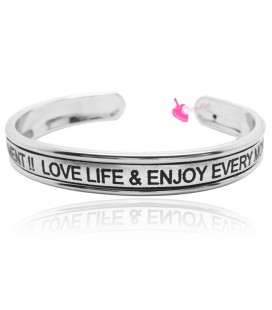 Kit Bracciale Bangle Love & Enjoy (Esempio Bijoux)