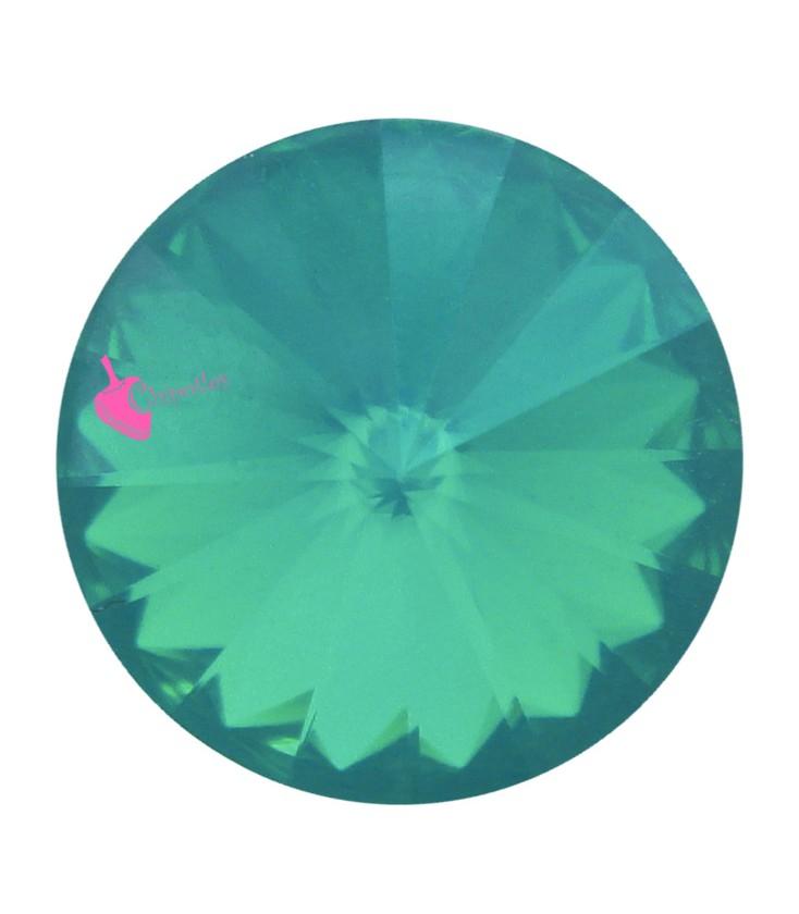 Rivoli in Resina 12 mm Blue Zircon Opal 9a27aa9895