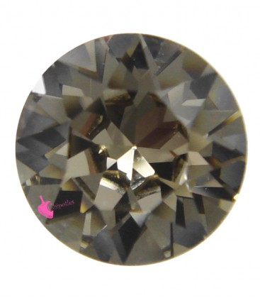 Chaton Swarovski® 1088 SS39 8 mm Greige (6 pezzi)