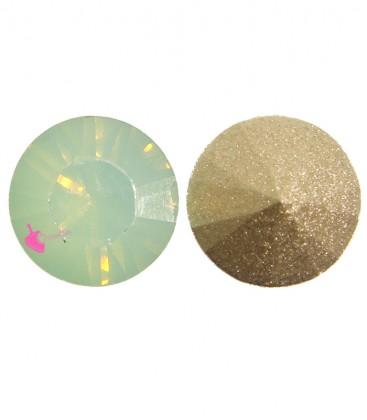 Chaton in Resina SS38 7,9 mm Chrysolite Opal (24 pezzi)