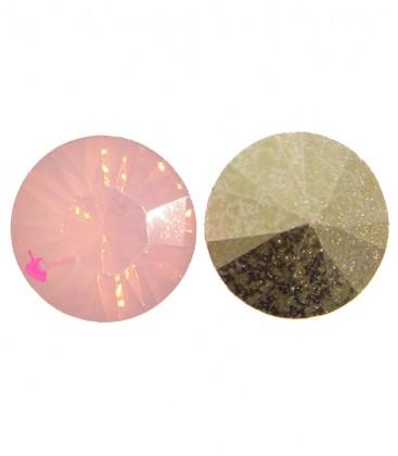 Chaton in Resina SS38 7,9 mm Light Rose Opal (24 pezzi)