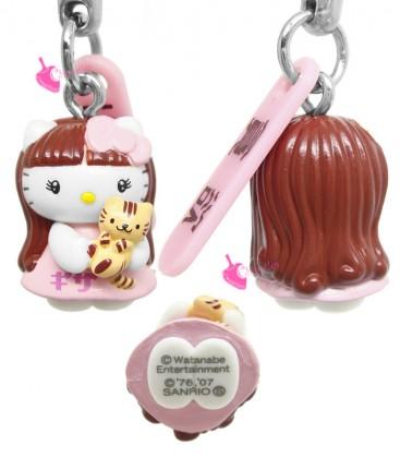 Charm Sanrio Hello Kitty x Shokotan Netsuke