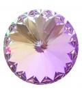 Rivoli SWAROVSKI® 1122 12 mm Crystal Vitrail Light (2 pezzi)