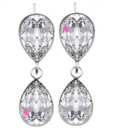 Kit Orecchini Goccia Swarovski Crystal (Esempio Bijoux)
