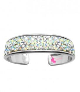 Kit Bijoux Crystal Bangle colore Crystal AB