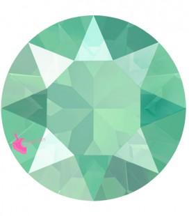 Chaton Swarovski® 1088 SS39 8 mm Crystal Mint Green
