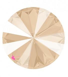 Rivoli Swarovski® 1122 12 mm Crystal Ivory Cream (2 pezzi)