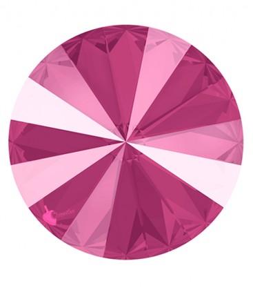 Rivoli Swarovski® 1122 12 mm Crystal Peony Pink