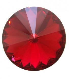Rivoli Swarovski® 1122 12 mm Scarlet (2 pezzi)