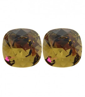 SWAROVSKI® 4470 12 mm Smokey Quartz