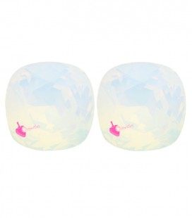 SWAROVSKI® 4470 12 mm White Opal