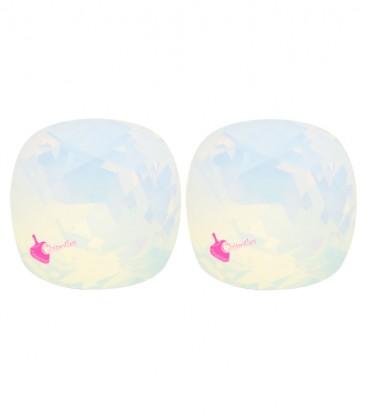 SWAROVSKI® 4470 12 mm White Opal (1 pezzo)