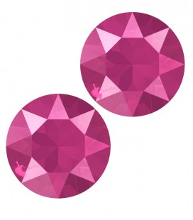 Chaton Swarovski® 1088 SS29 6 mm Crystal Peony Pink