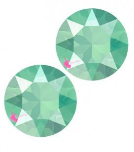 Chaton Swarovski® 1088 SS29 6 mm Crystal Mint Green