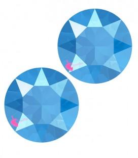 Chaton Swarovski® 1088 SS29 6 mm Crystal Summer Blue