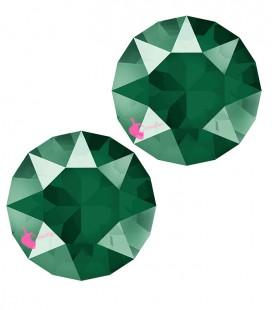 Chaton Swarovski® 1088 SS29 6 mm Crystal Royal Green