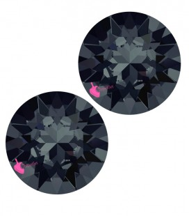 Chaton Swarovski® 1088 SS29 6 mm Graphite