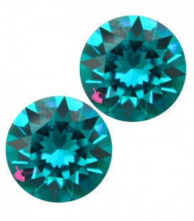 Chaton Swarovski® 1088 SS29 6 mm Blue Zircon