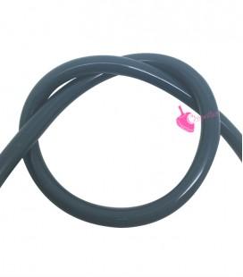 Cordoncino PVC Verde Ottanio 4 mm Forato (1 metro)