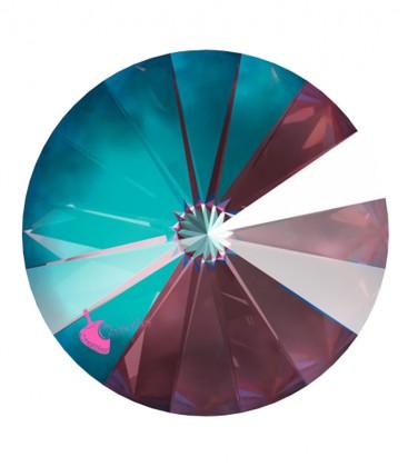 Rivoli Swarovski® 1122 12 mm Crystal Burgundy DeLite (2 pezzi)