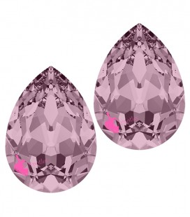 Goccia Swarovski® 4320 14x10 mm Antique Pink