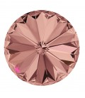 Rivoli Swarovski® 1122 12 mm Blush Rose