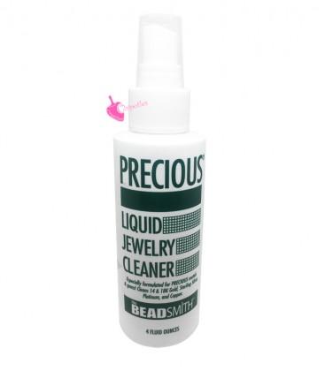 Liquido per Pulire Bigiotteria e Gioielli Liquid Jewelry Cleaner Beadsmith®
