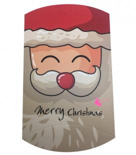 Scatola Regalo Babbo Natale 16,5x9,9 cm