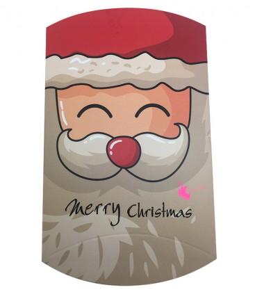 Scatola Regalo Babbo Natale 16,5x9,9 mm