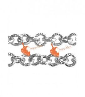 Catena Diamantata 8 mm Alluminio Vari Colori (1 metro)