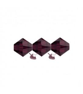 Biconi Swarovski® 5328 4 mm 241 Garnet (60 pezzi)