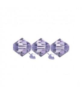 Biconi Swarovski® 5328 4 mm 371 Violet (60 pezzi)