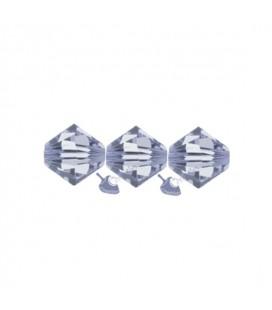 Biconi Swarovski® 5328 4 mm 283 Provence Lavender (60 pezzi)