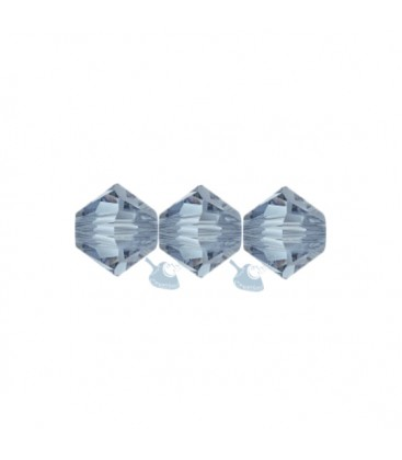 Biconi Swarovski 5328 4 mm 266 Denim Blue