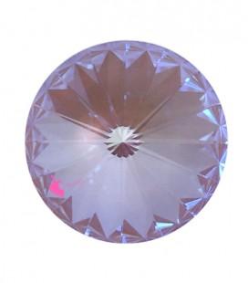 Rivoli Swarovski® 1122 12 mm Crystal Lavender DeLite (1 pezzo)