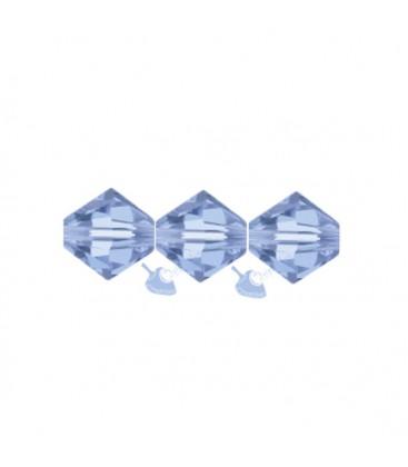 Biconi Swarovski 5328 4 mm 211 Light Sapphire