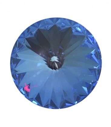 Rivoli Swarovski® 1122 12 mm Crystal Ocean Delite (1 pezzo)