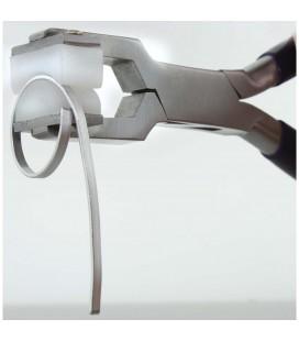 Pinze per Modellare Anelli Rivestite in Nylon Beadsmith®