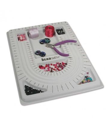 Tavola per Perline con Coperchio 31x22,5 cm Bead Board Beadsmith®
