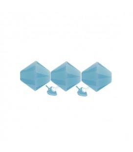Biconi Swarovski® 5328 4 mm 267 Turquoise (60 pezzi)