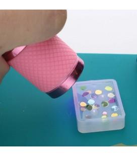 Lampada UV Portatile per Resina