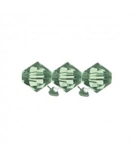 Biconi Swarovski® 5328 4 mm 360 Erinite (60 pezzi)